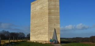 Ein Ausflug zur Bruder-Klaus-Feldkapelle